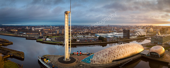 Glasgow Science Centre & Tower