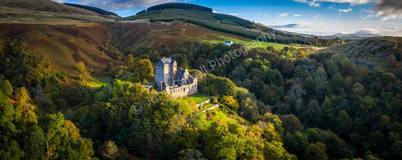 Castle Campbell, Dollar, Scotland 03
