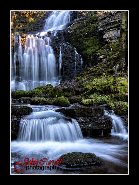 Scaleber Force, Settle, Yorkshire Dales, England, UK.
